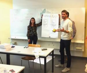 """Präsentation der """"Integrapp"""", einer App für bessere Verständigung zwischen den Landesteilen"""
