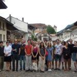 "Reisebericht ""Tableau de la Suisse – Globalisation – Globalisierung"""